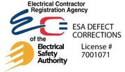Licensed electrician (License # 7001071)